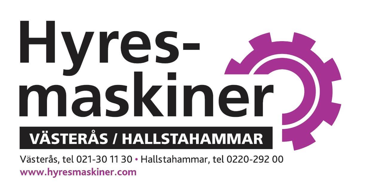 Hyresmaskiner i Västerås & Hallstahammar