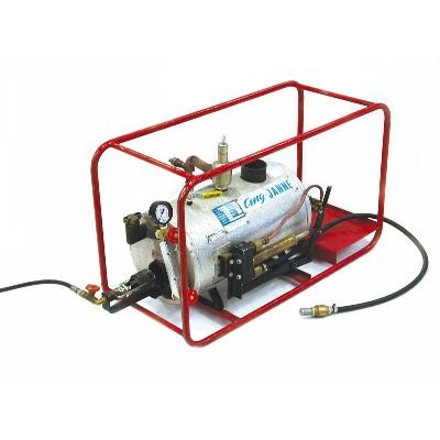 Ångtiningsaggregat GASOL