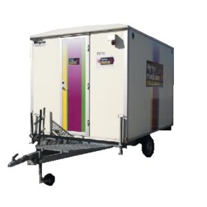 Personalvagnar & Container